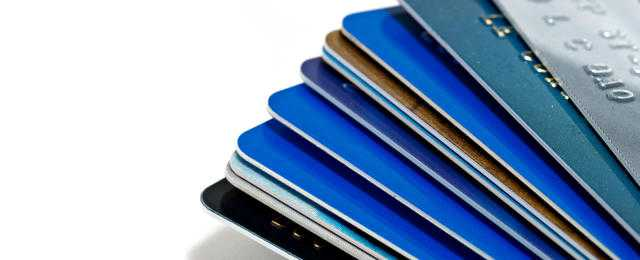 1. Credit card is payment method